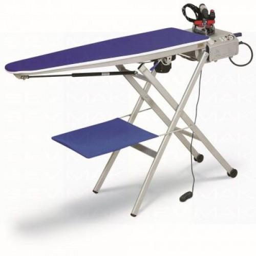 Silter SM/PSA 2102 AD Harmony Katlanabilir Kazanlı ve Fanlı Ütü Masası - 2 Litre