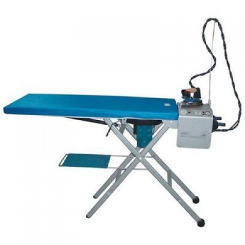 Silter SM/PSA 2135 AGPDR Harmony Rezistanssız Katlanabilir Kazanlı ve Fanlı Ütü Masası - 3,5 Litre